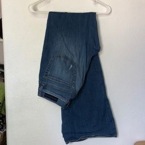 Rock and republic high waisted flare jeans